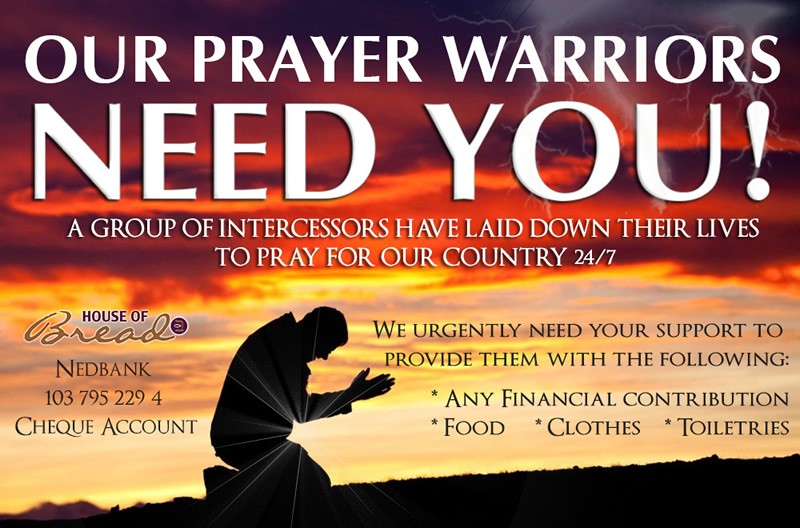 prayerwarriorsSupport WebVersion